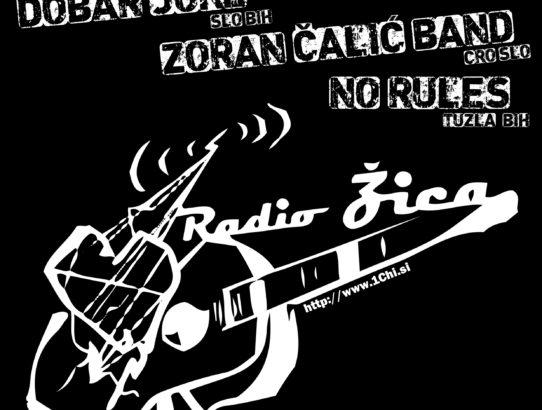 RADIO ŽICA ROCK FEST #1 - Menza pri Koritu - 09.09.2016 - [FULL SHOW*]