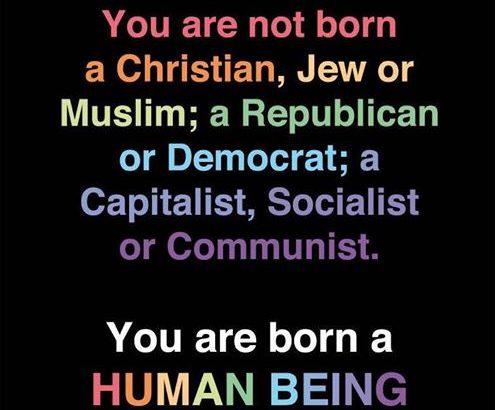 nisi rojen z religijo