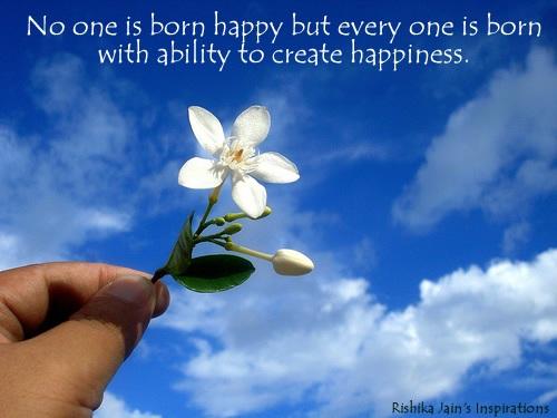 born happy