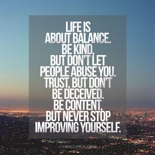 balanc quotes