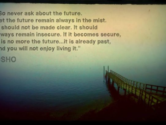 osho future