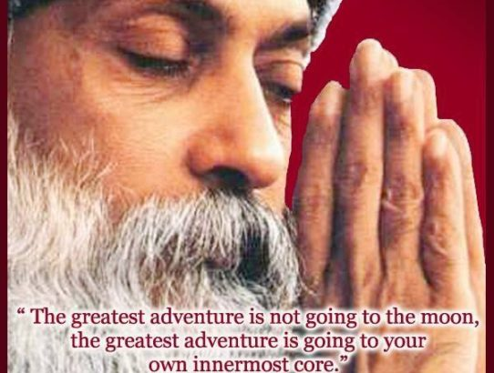 osho love in