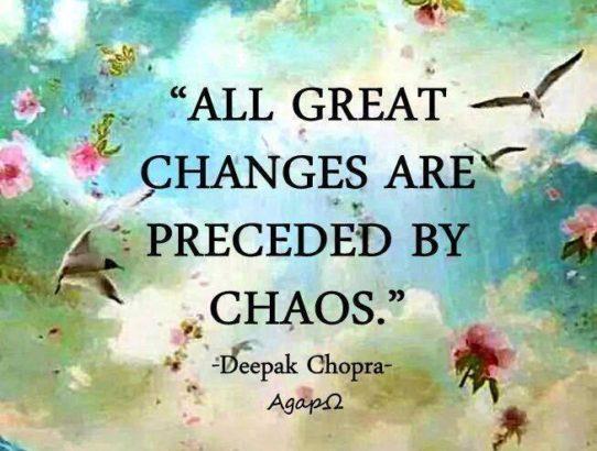 chaos deepak