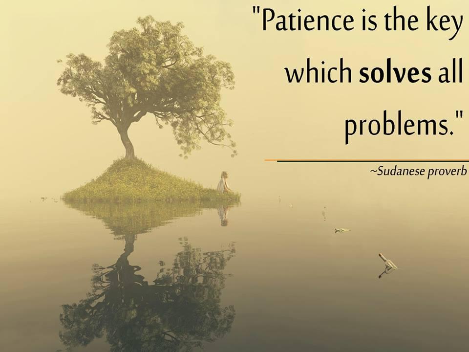 sudan proverb