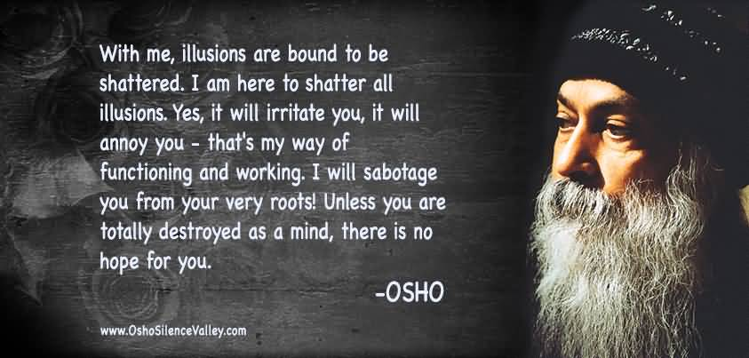 osho dr blues