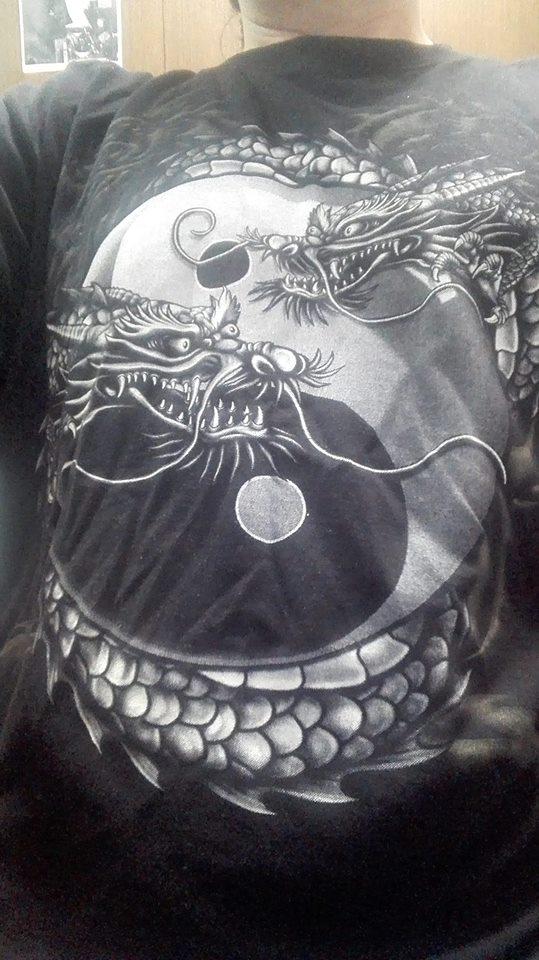 jin-jang majica